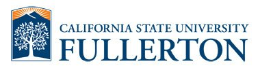 Logo von California State University Fullerton