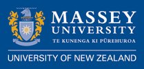 Logo von Massey University