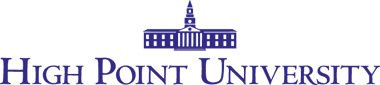 Logo von High Point University