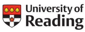 Logo von University of Reading