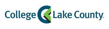Logo von College of Lake County