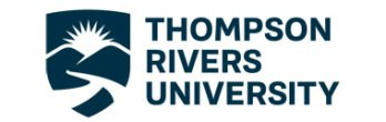 Logo von Thompson Rivers University