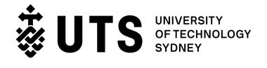 Logo von University of Technology Sydney