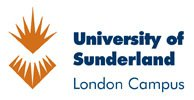 Logo von University of Sunderland London Campus