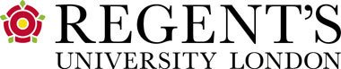 Logo von Regents University London