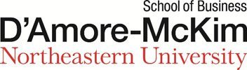 Logo von Northeastern University