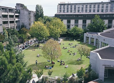 Campus University of Canterbury