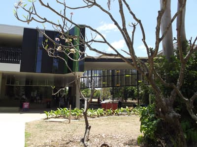 Campus der James Cook University in Townsville