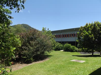 Campus der James Cook University in Cairns