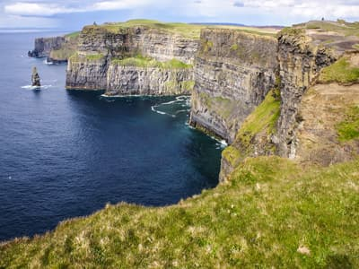 Cliffs of Moher in Irland