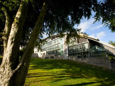Aberdeen Business School der Robert Gordon University (Schottland)