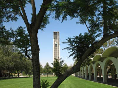 Tower der UCR.