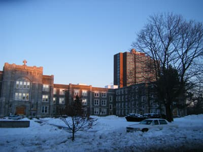 Campus der Saint Mary's University in Kanada