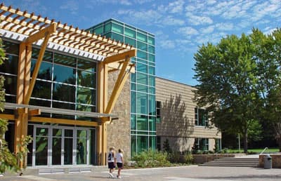 Das Student Center der Sonoma State University