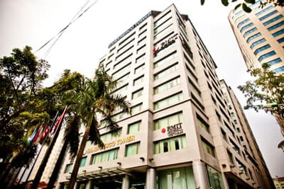 Campus der RMIT Vietnam in Ho-Chi-Minh-City
