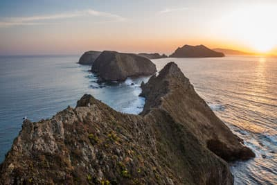 Der Channel Islands Nationalpark