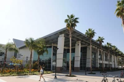 Titan Recreation Center der CSU Fullerton