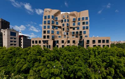 Gebäude der UTS Business School
