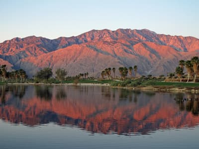 Berg im Coachella Valley