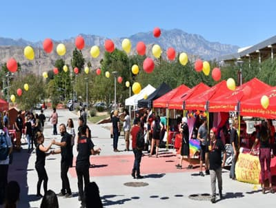 Open Day am College of the Desert