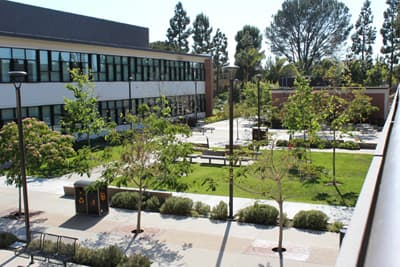 Der Campus der CSU Long Beach