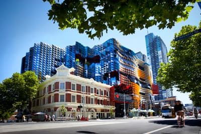 Die RMIT in Melbourne