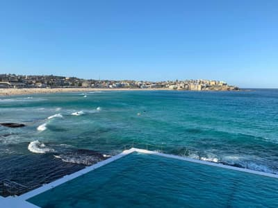 Bondi Beach, Coastal Walk organisiert von UTS Housing