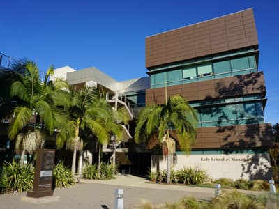 Rady School of Management der University of California San Diego (USA)