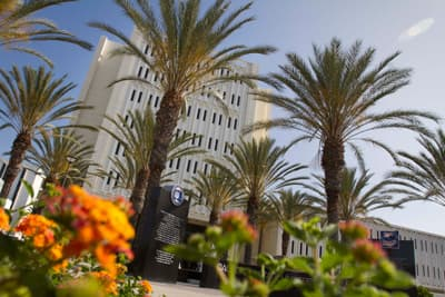 Campus der California State University Fullerton