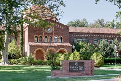 Kendall Hall der CSU Chico (USA)