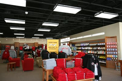 Bookstore der California State University Channel Islands (USA)
