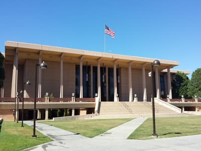 Oviatt Library der California State University Northridge (USA)