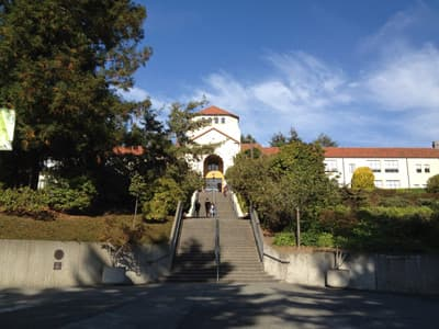 Founders Hall der Humboldt State University (USA)