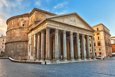 Pantheon in Rom (Italien)