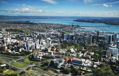 City Campus der University of Auckland (Neuseeland)