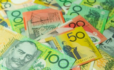 Australische Dollar-Noten