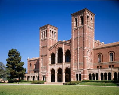 Royce Hall der University of California Los Angeles (USA)
