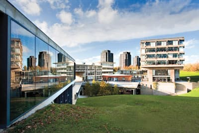 University of Essex in Colchester