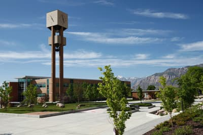 Clock Tower der Weber State University (USA)